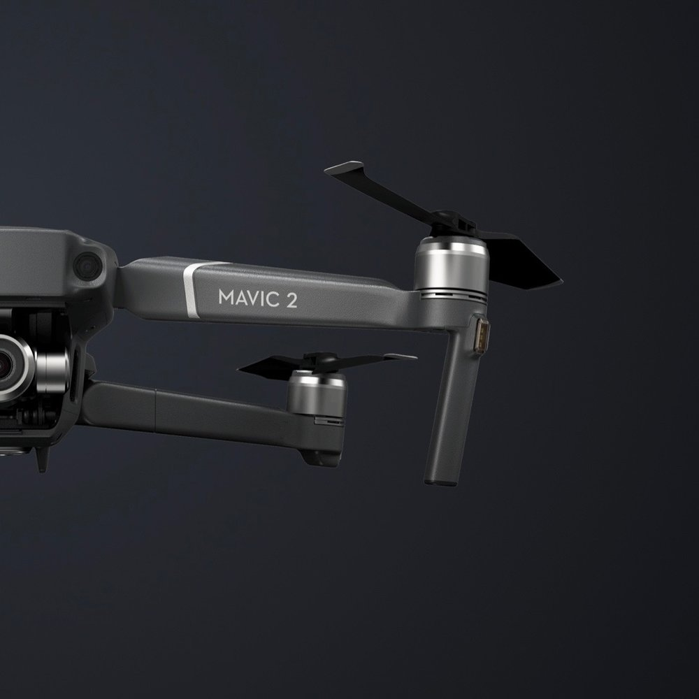 Mavic 2 Zoom fire and police drones