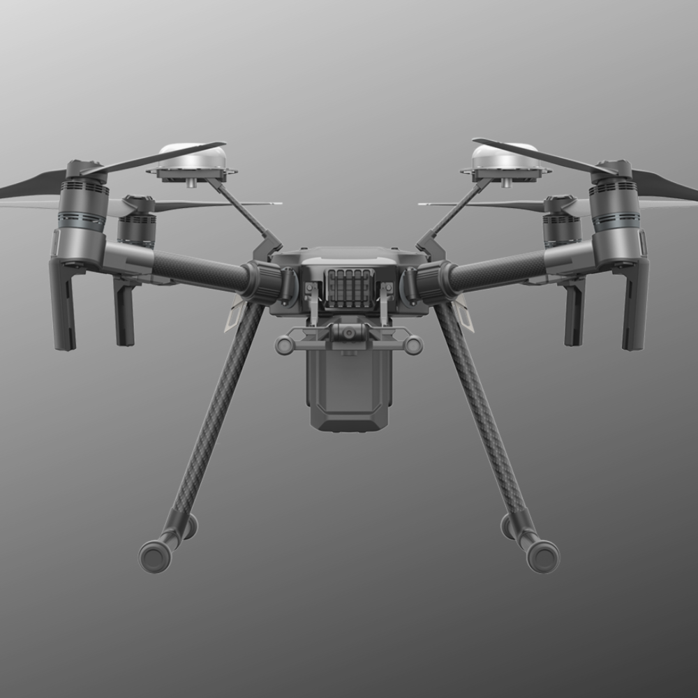 Matrice 210 RTK Features Image drones for inspections and mapping