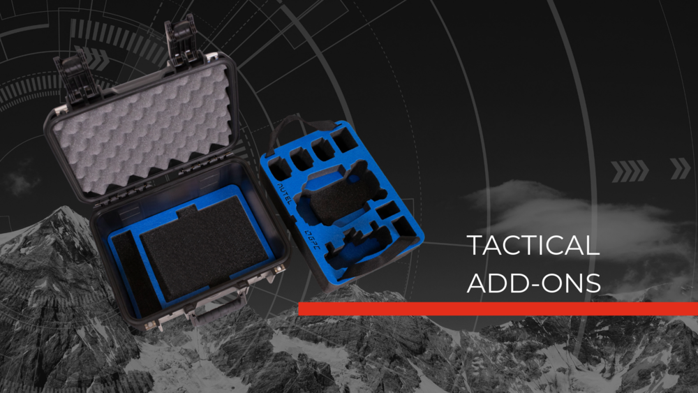 Tactical Add-Ons Hero Image GoProfessional Cases GPC