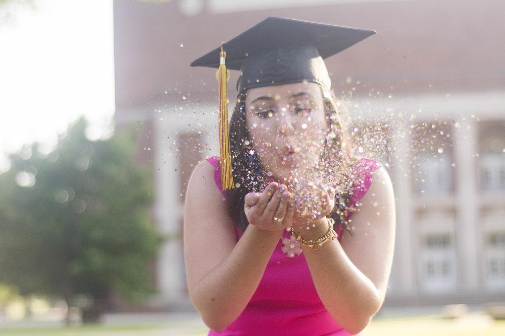 Winthrop University Graduation Session