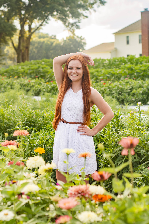 McConnells South Carolina Senior Photoshoot