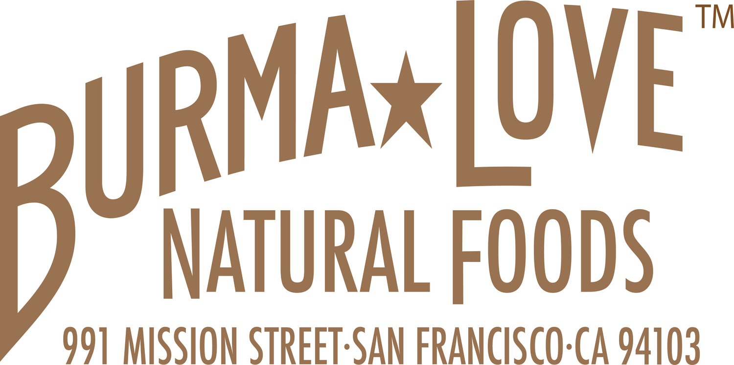 Burma Love Natural Foods Company