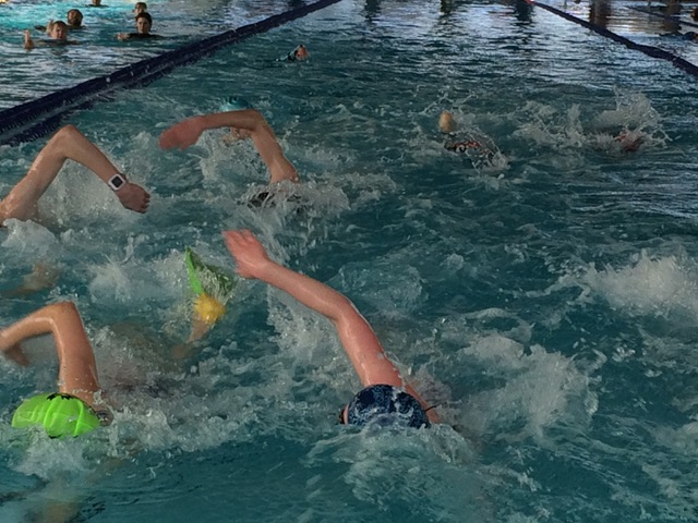 ETA athletes preparing for North American Junior Championships.