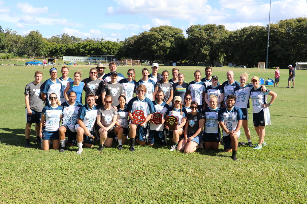 NSW Lacrosse at 2018 East Coast Cup