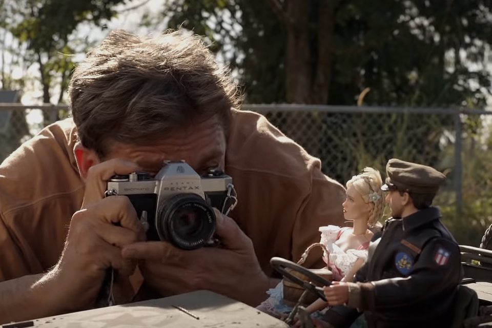 """Image from """"Welcome To Marwen"""" Property of Universal Pictures"""