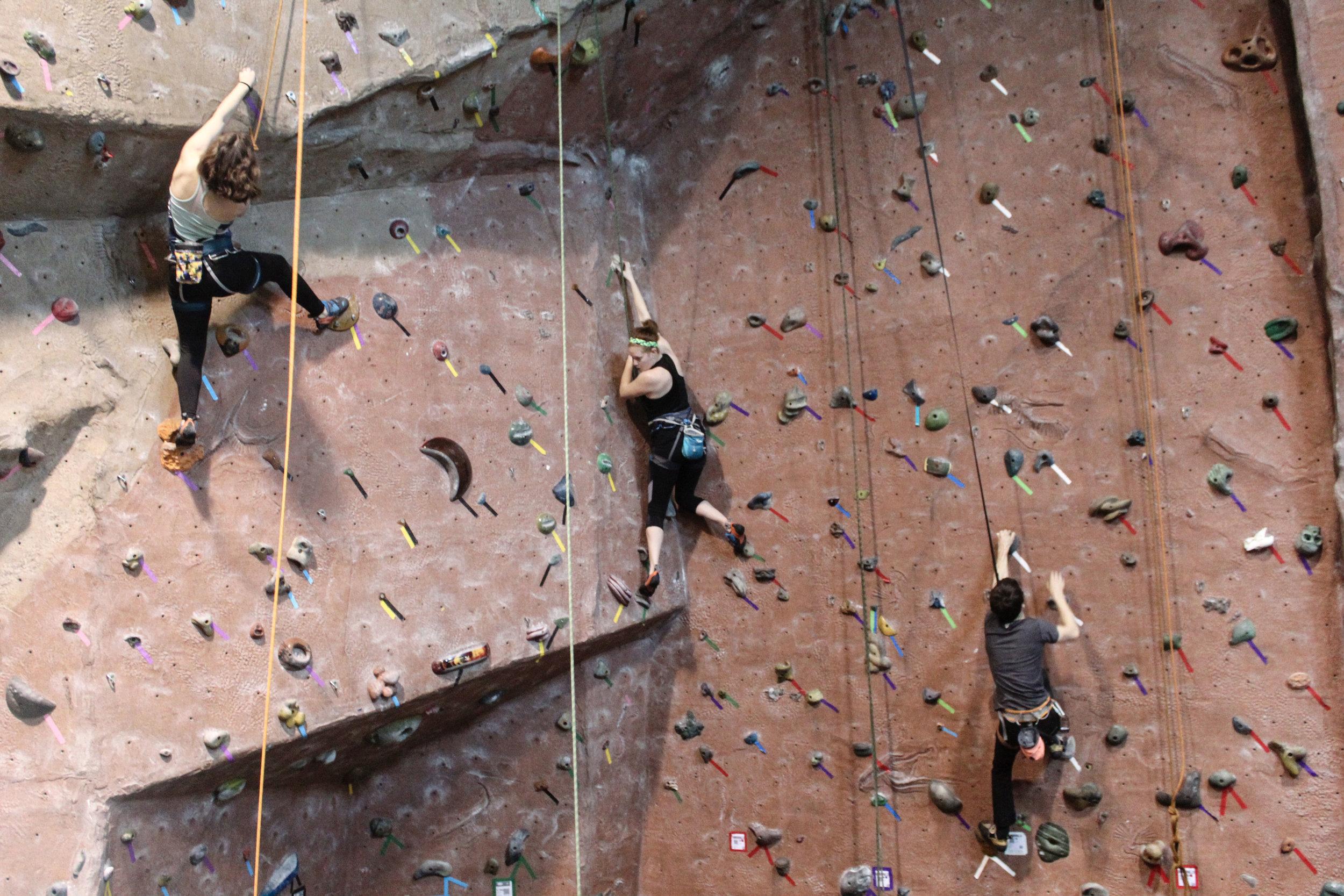 Climb On Rock Gym