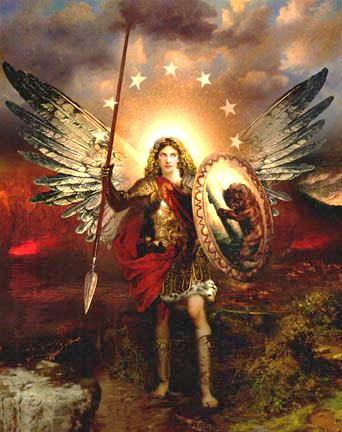 St michael of light.png