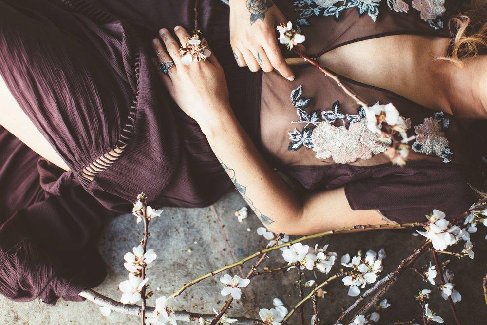 cleobella spring festival looks | lace & likes