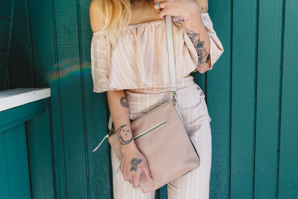molly g handbags summer lookbook // lace and likes