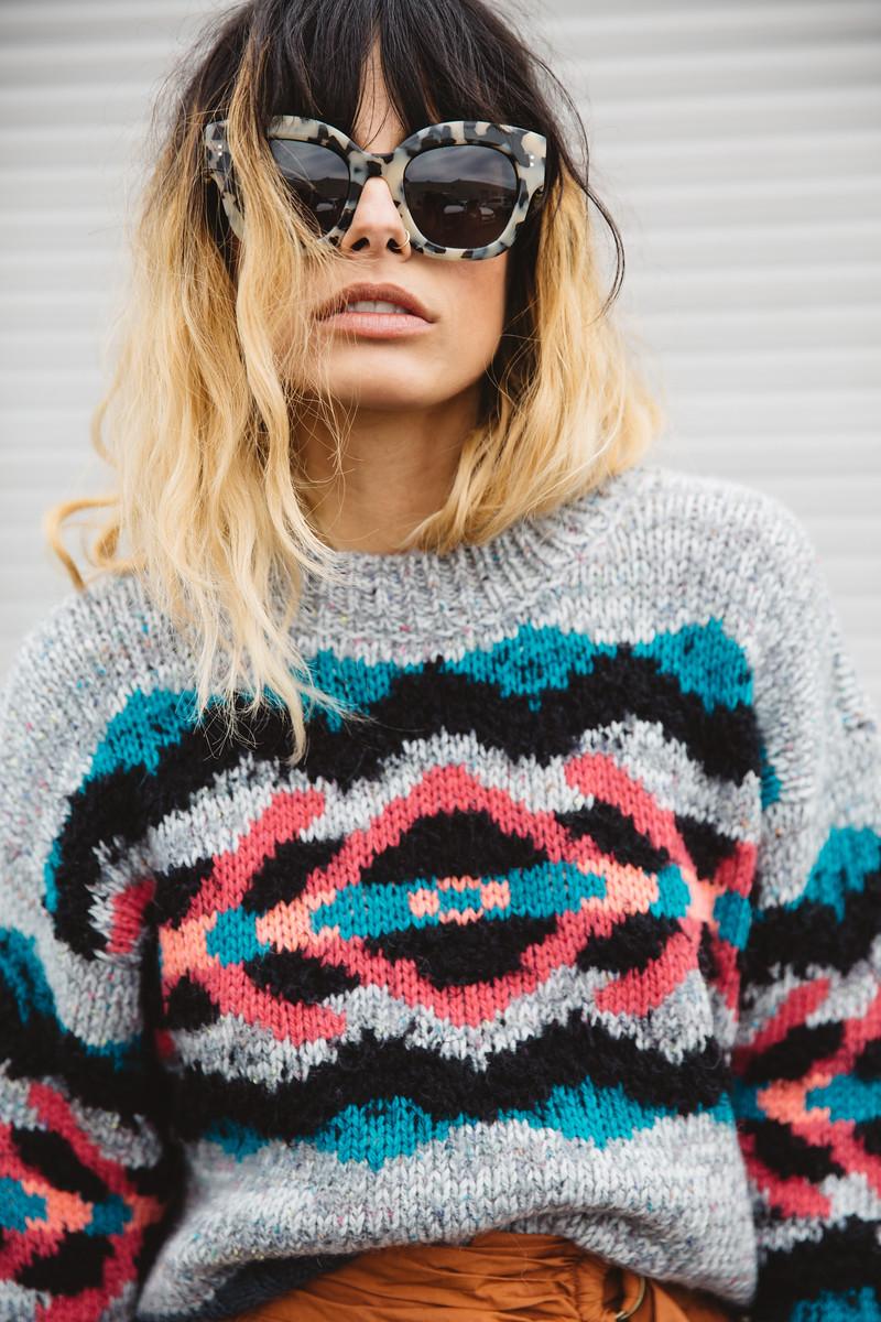 Wyeth Eyewear Holiday Shoot x Lace and Likes