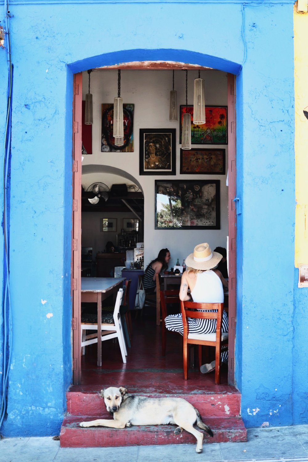 Oaxaca City travel guide - Rachel Lunghi of Laces & Likes