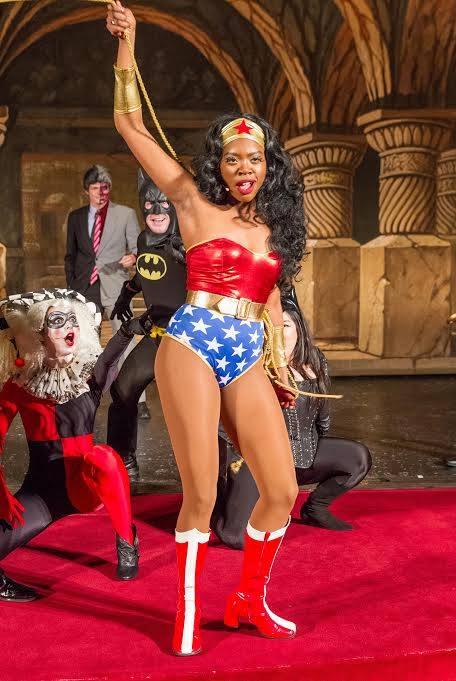 Akilah A. Walker as Wonder Woman