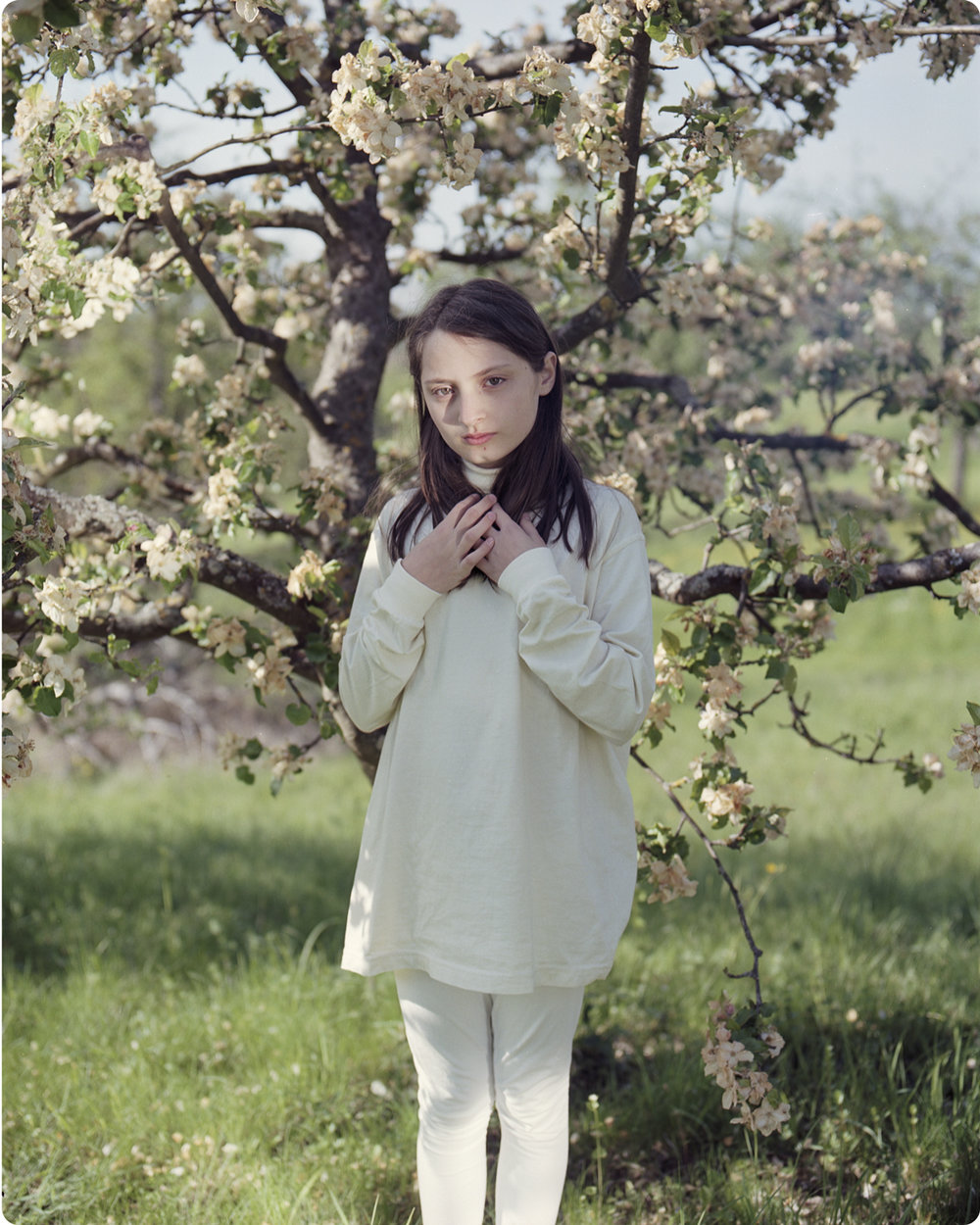 Cherryblossom Girl 1