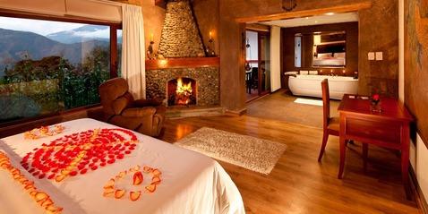 Suite Romántica Corazón de Chocolate