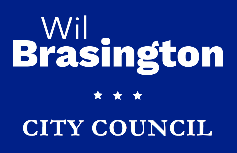 Wil Brasington for City Council