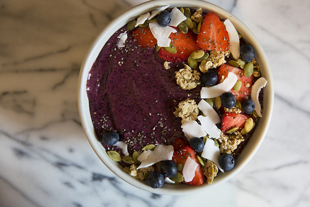 Sunshine Superfood Acai Bowl