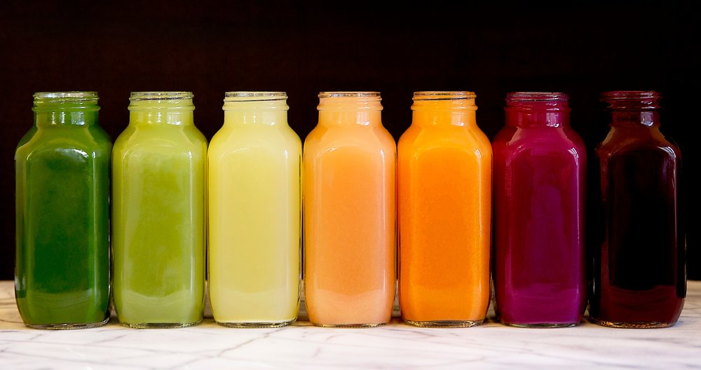Vibrant Coldpressed Juice