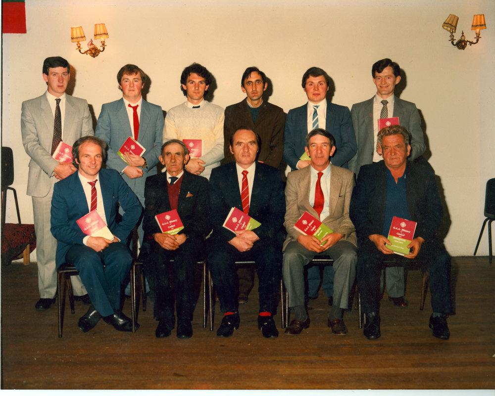 1985: G.A.A. History of Cashel & Rosegreen 1884-1984 Book Launch