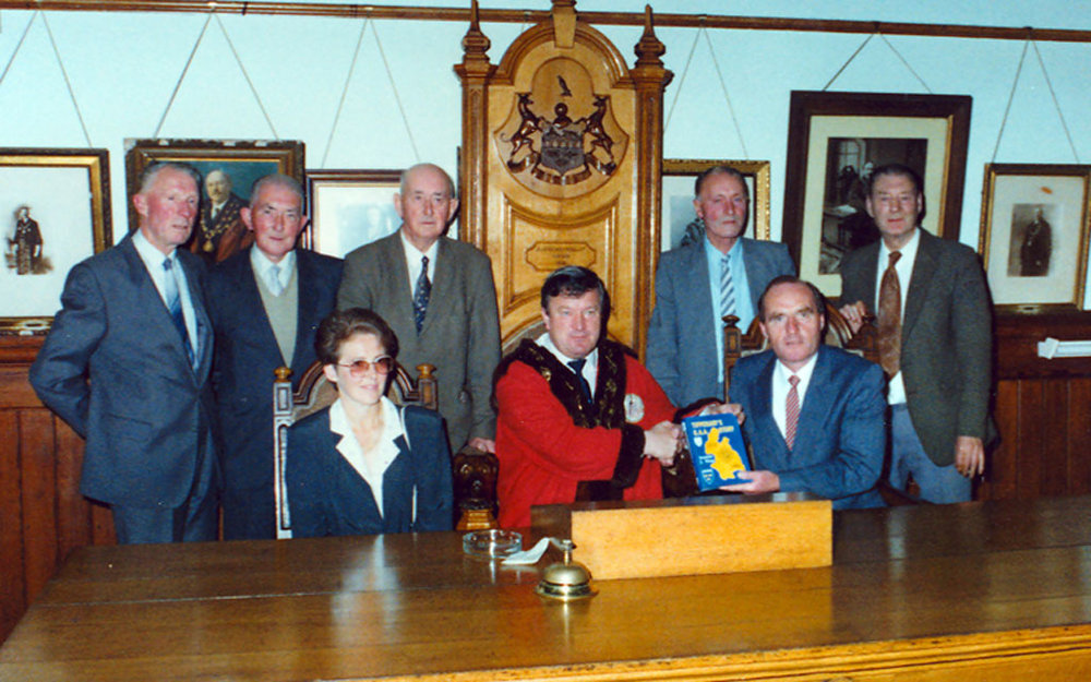 1988: Reception following Tipperary G.A.A. History publication