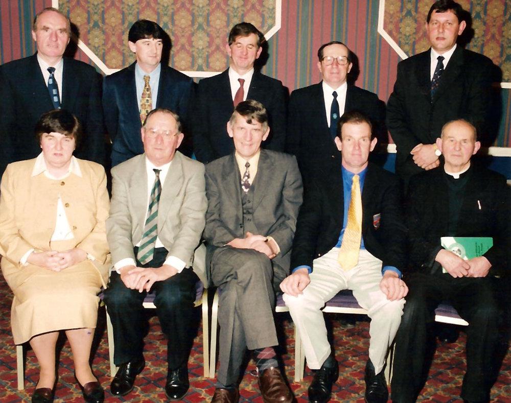 1997: Golden Kilfeacle Book Launch