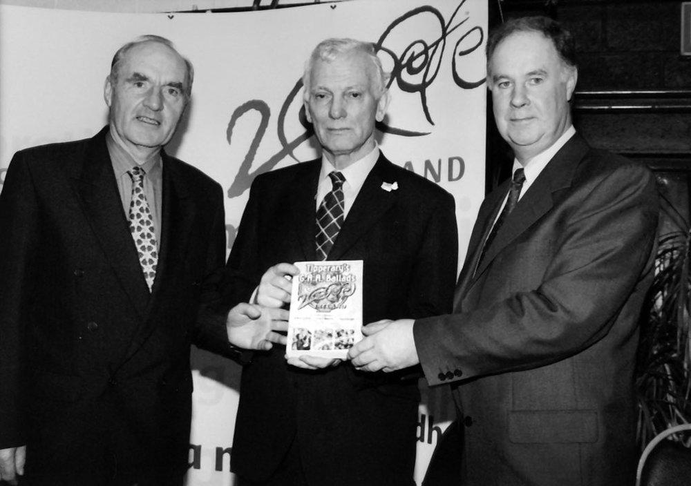 2000: Tipperary G.A.A. Ballads Thurles Launch