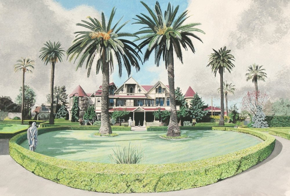8 Winchester Mystery House.JPG