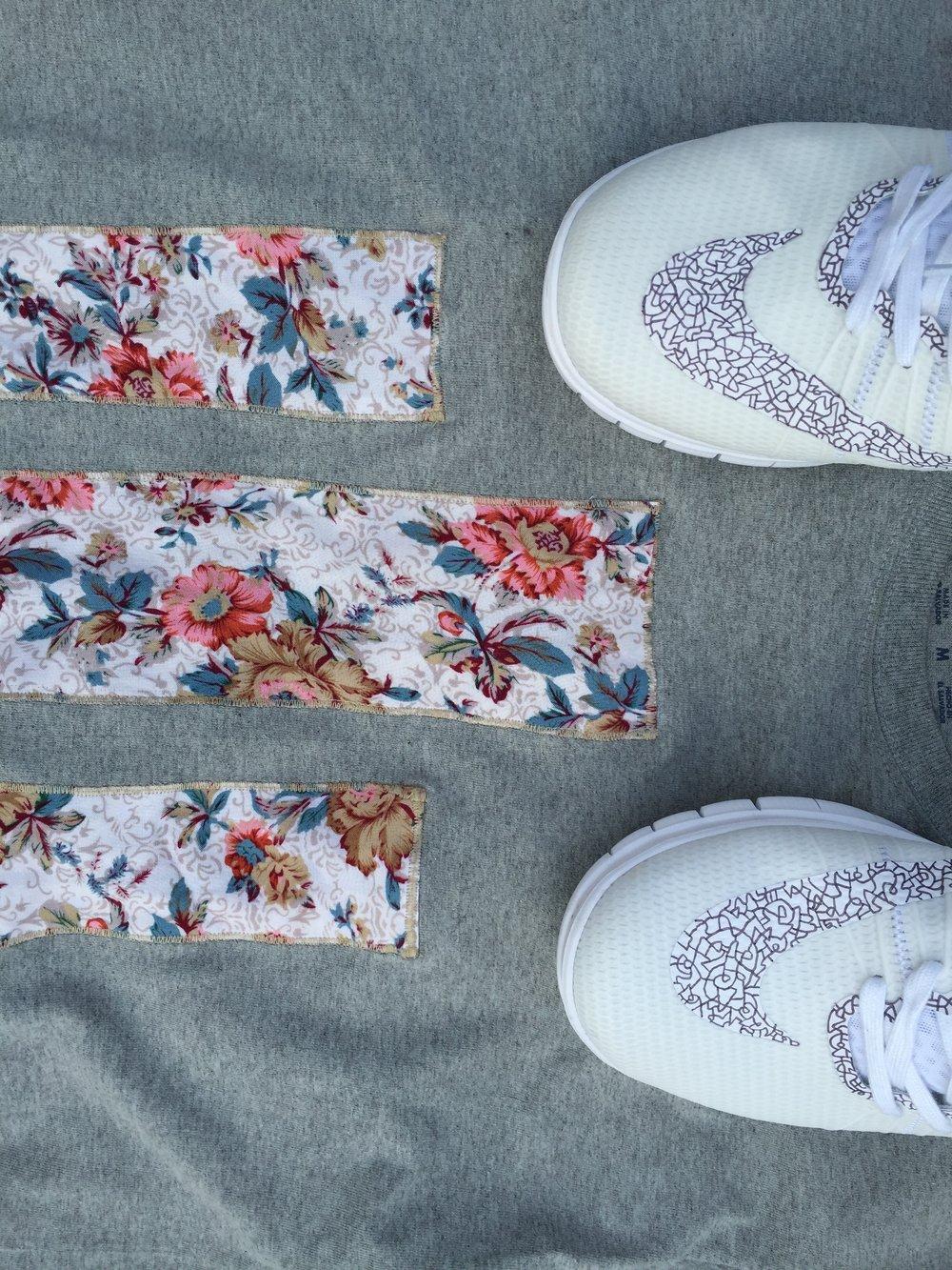 Custom NikesDesigned By Jonah Spaay