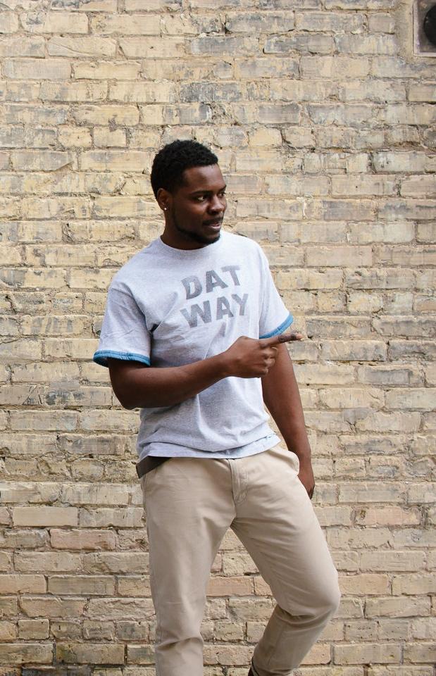 Model: Darrien Lamar  Photos by   Sean Chris