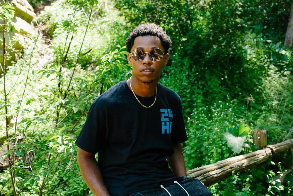 Model: J-Lamo  Photos by   Sean Chris