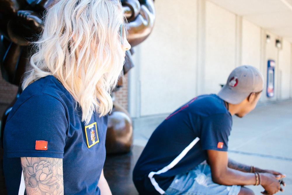 Models: I.B. & Gabrielle Mews  Photos by   Sean Chris