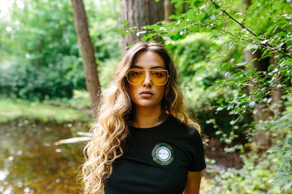 Model: Serina Burdette  Photo by   Sean Chris