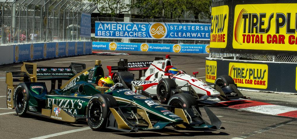IndyCar Grand Prix of St. Petersburg