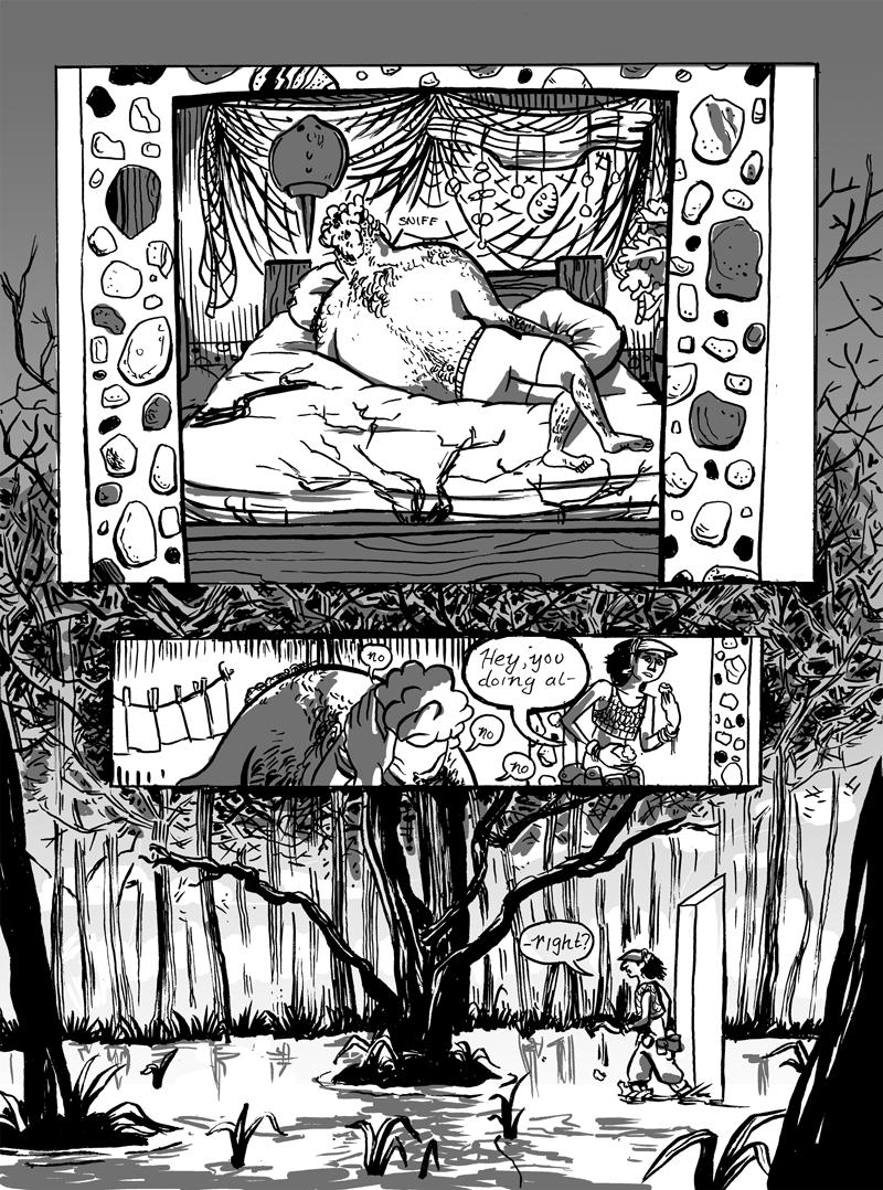 Elk & Crow (Page 9)