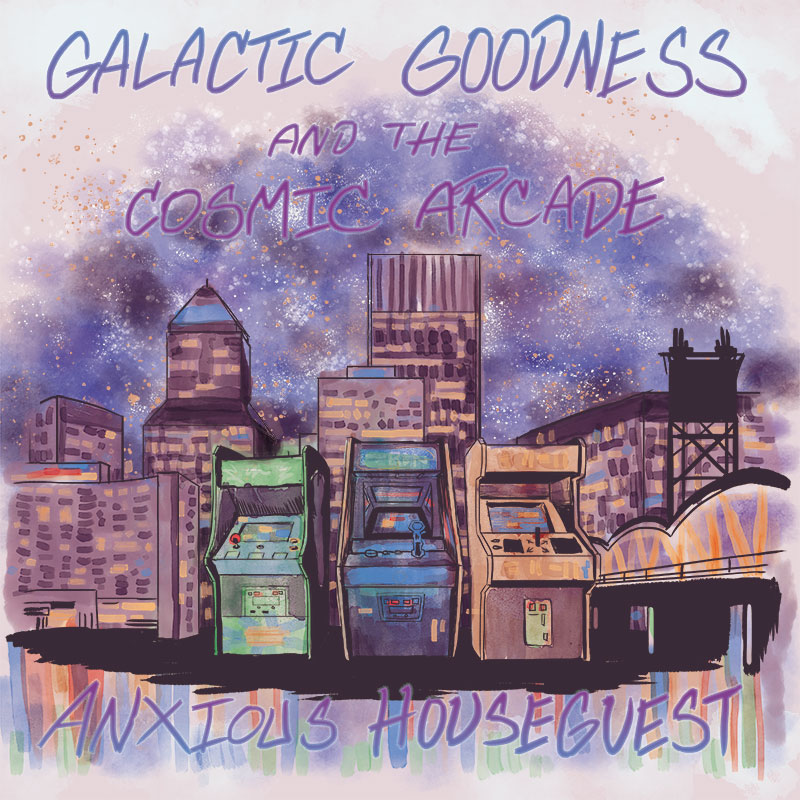 Galactic Goodness and the Cosmic Arcade