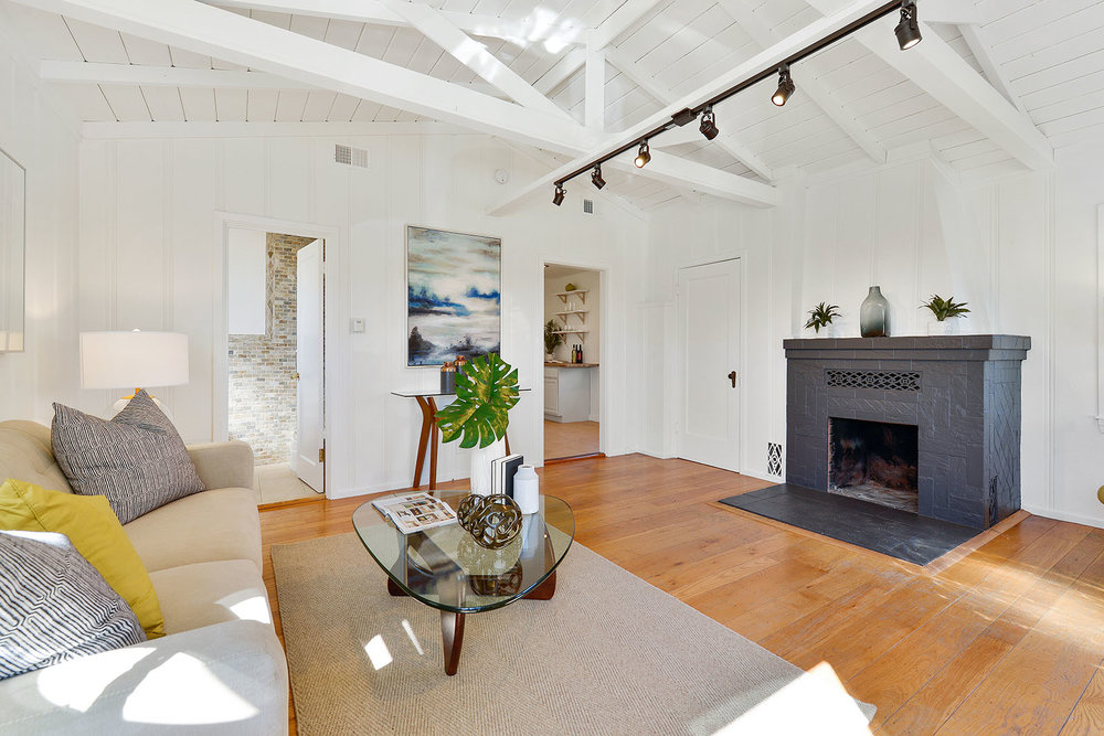 PACIFICA DUPLEX- 2 BEACHSIDE HOMES   Represented Seller: $970,000 (Over List Price)