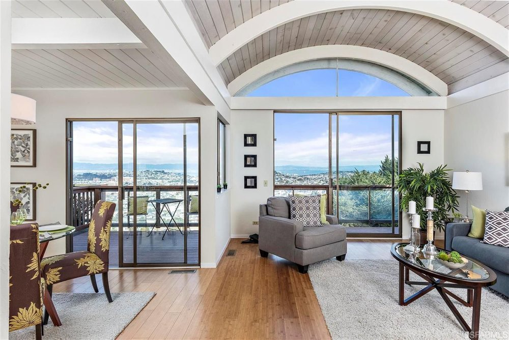 5407 Diamond Heights Blvd. - 2 beds | 1.5 baths | Space + views | $998,000
