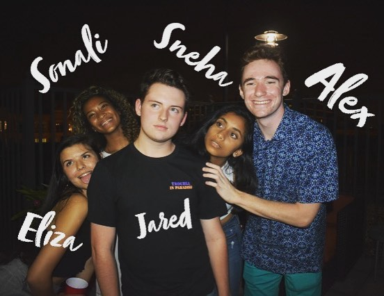 We are so exited to welcome our new FunkerBabies™️, Sonali, Eliza, Jared, Sneha, and Alex! We love you!