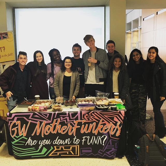 Thank you to everyone who came out to our bake sale today!