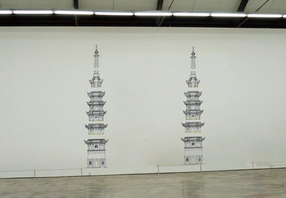 1心佛.心魔,装置,2007.jpg