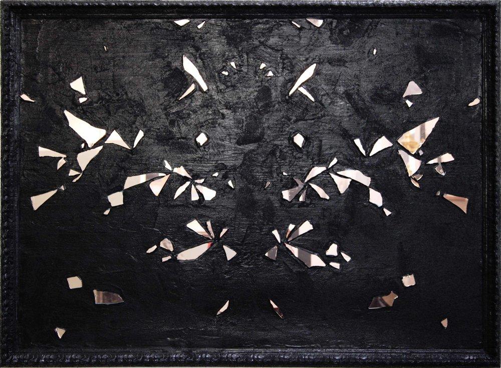 Vice 11 Acrylic on Canvas, Mirror 110x150cm 2013.jpg