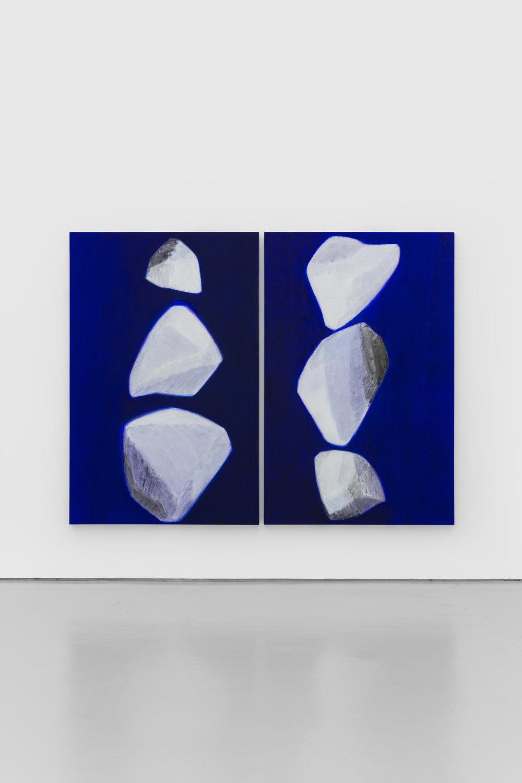 SZY_White Stones No.3 & No.2_2017.JPG