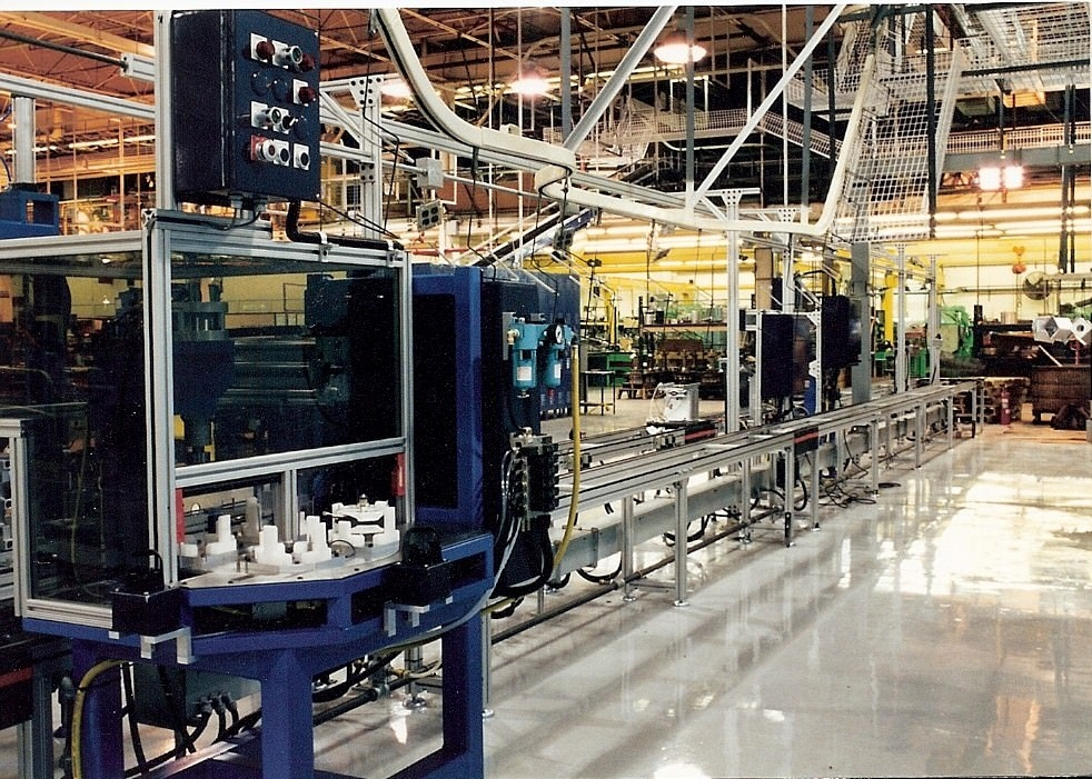 Custom Automation & Machining -