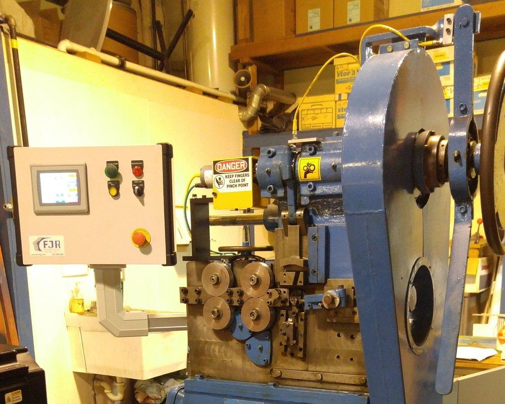 Machine Rebuilding & Upgrading -