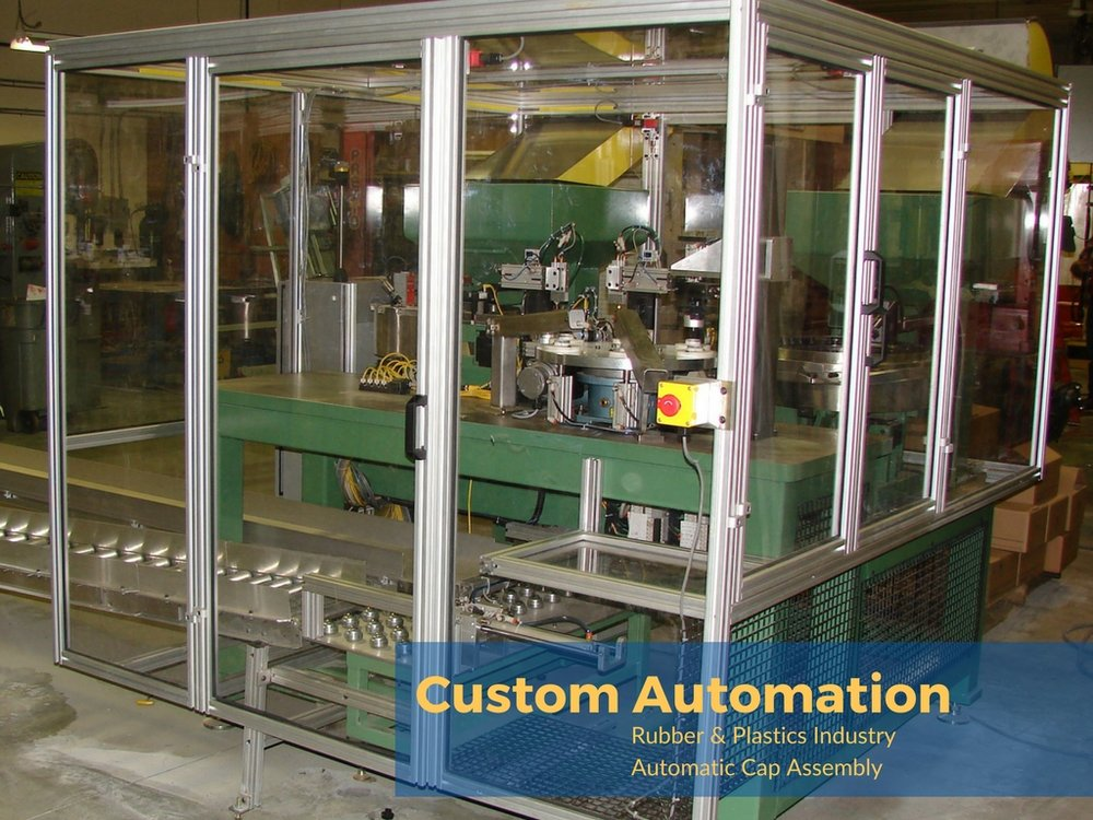 Custom Automation & Machining | FJR Manufacturing