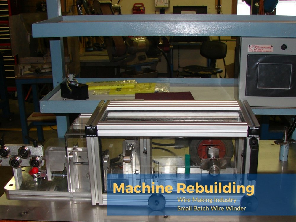 Machine Rebuilding & Upgrading | FJR Manufacturing