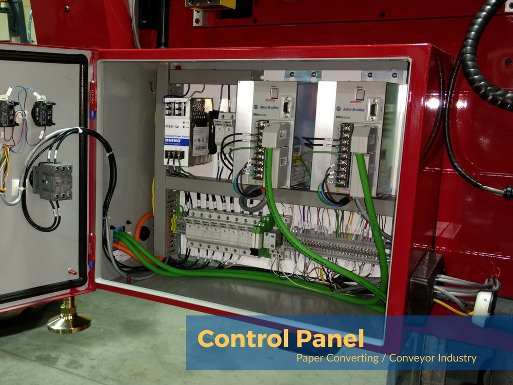 Control Panel Manufacturing | FJR Manufacturing