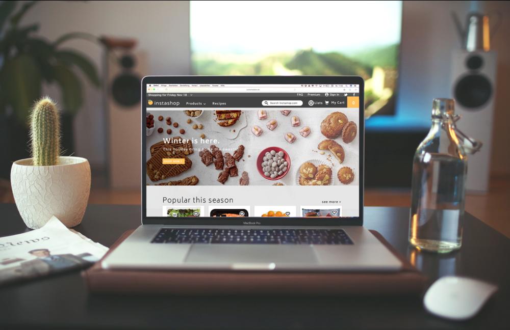 Instashop - Online Groceries