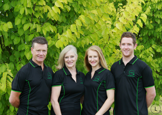 Latrobe Valley and Gippsland Family Business: Management Team - Mark, Linda, Virginia and Chris