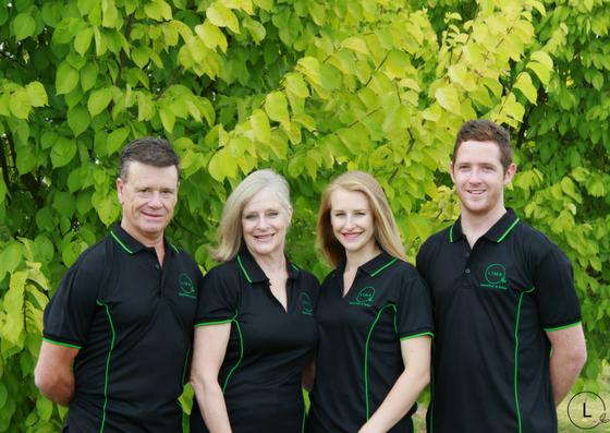 Latrobe Valley and Gippsland Family Business: Management Team - Mark, Linda, Virginia and Chris