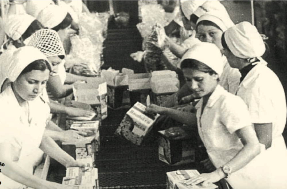 Memory: A story about how the inauguration of the Bauducco factory helped to spread a famous dessert in Brazil.
